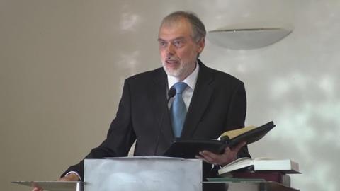 Serie DER GALILÄER-Begegnungen mit Jesus : 1.Der Einsame – Kurt Piesslinger – 06.10.2012