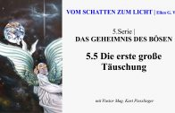 """5.5.Die erste große Täuschung – """"DAS GEHEIMNIS DES BÖSEN""""   VOM SCHATTEN ZUM LICHT mit Pastor Mag. Kurt Piesslinger"""