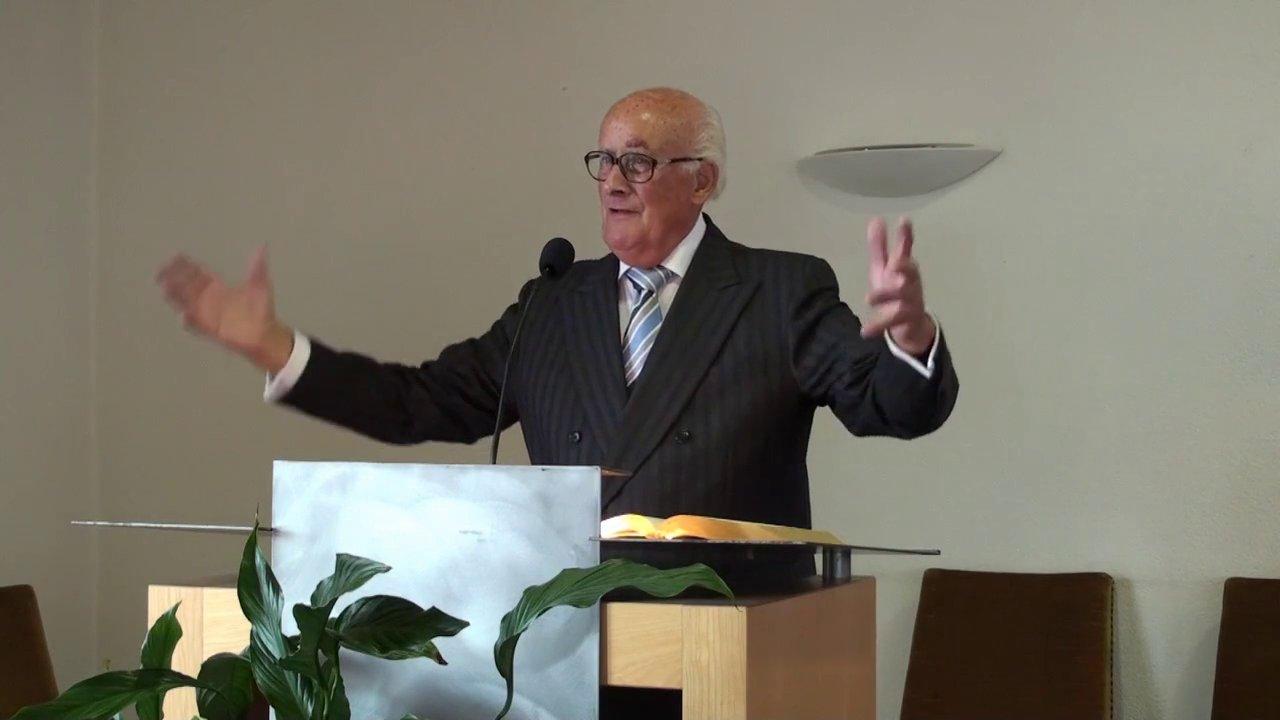 Gemeinde und Freude | Pastor Edwin Ludescher – 12.09.2009
