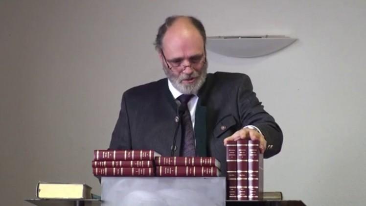 Das neue Jahr | Prof. Mag. Dr. Elmar Walch – 01.01.2011