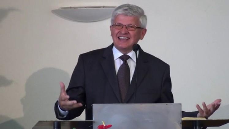 Jesus oder Barabbas ? | Pastor Erich Hirschmann – 03.04.2010