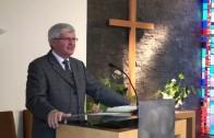 Das Gebet | Pastor Erich Hirschmann – 23.03.2013