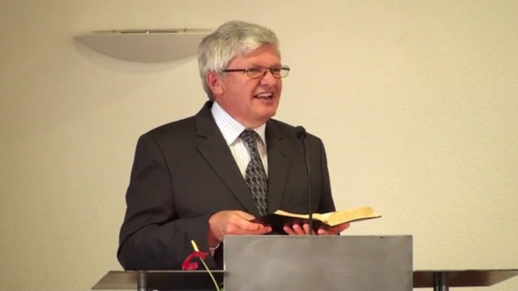 Die Gabe Gottes – Erich Hirschmann – 11.06.2011