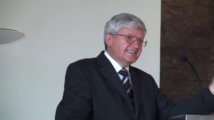 Freude | Pastor Erich Hirschmann – 22.10.2010