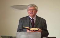 Die Bibel verstehen | Pastor Erich Hirschmann – 03.09.2010