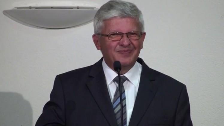 Gottes Plan mit den Menschen | Pastor Erich Hirschmann – 31.08.2012