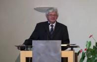 Kommt her zu mir, alle, die ihr mühselig und beladen seid! | Pastor Erich Hirschmann – 24.05.2014