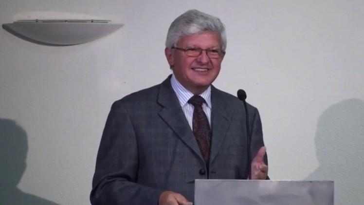 Meinen Frieden gebe ich euch | Pastor Erich Hirschmann – 15.12.2012