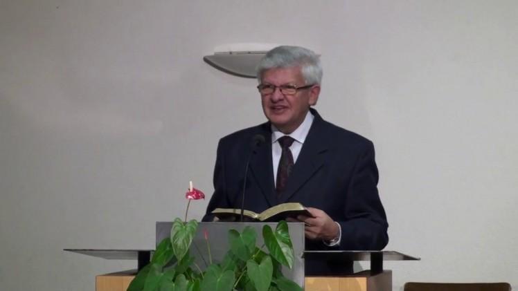 Seid klug wie die Schlangen und ohne Falsch wie die Tauben! | Pastor Erich Hirschmann – 31.01.2014