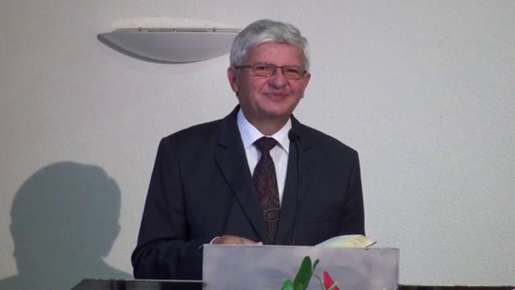 Wir sind Kinder Gottes | Pastor Erich Hirschmann – 15.09.2012