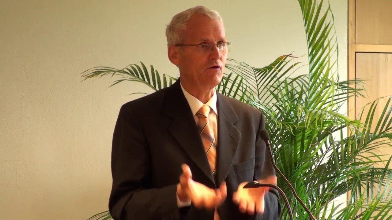 Wie Jesus zur Realität in meinem Leben wird – Teil 4 | Pastor Franz Krakolinig – 17.02.2007