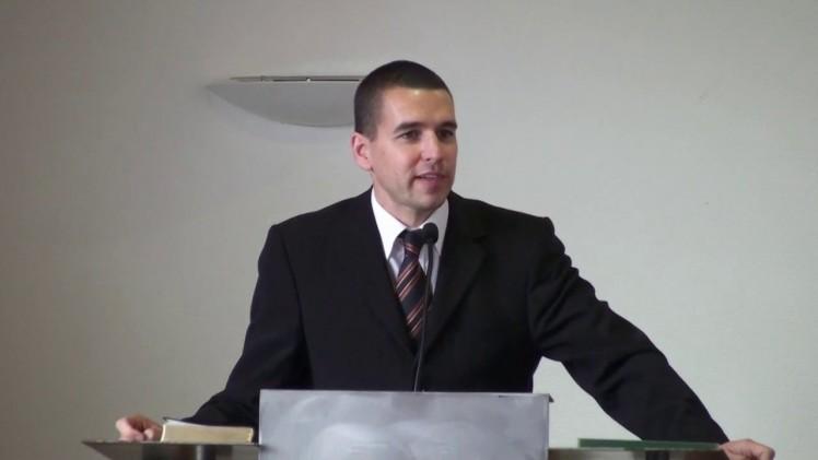 Ein neuer Name   Pastor Gerd Bonnetsmüller – 12.03.2011