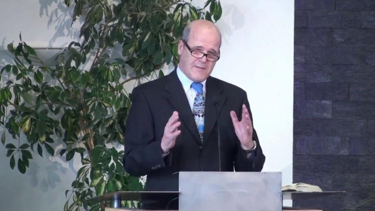 Durch Weitblick – umdenken   Pastor Günther Maurer – 16.02.2013