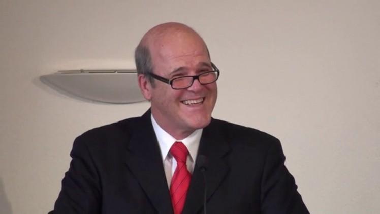 Rehabilitation im Duftort   Pastor Günther Maurer – 11.02.2012