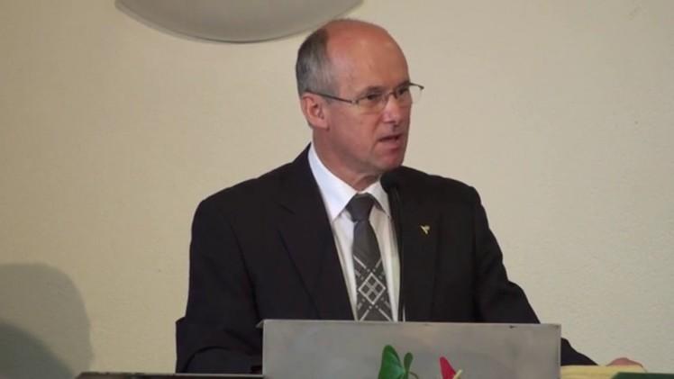 Abendmahl – Ein Volk bereitet sich vor | Pastor Herbert Brugger – 08.09.2012