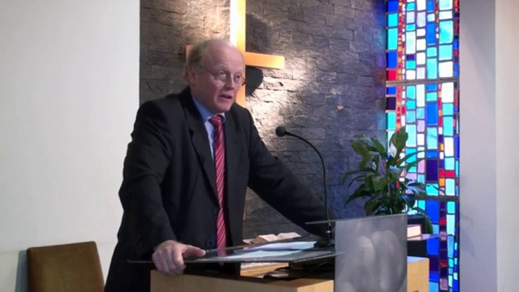 Fehldiagnose – Christ sein | Pastor Hermann Krämer – 05.04.2014