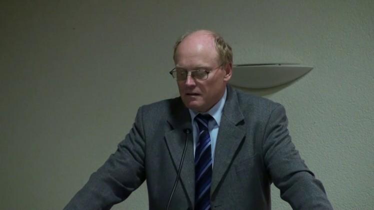Jesus im Boot oder im Herzen?   Pastor Hermann Krämer – 16.10.2009