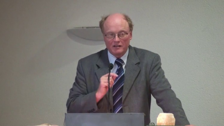 Mach Jesus zu deinem Weg !   Pastor Hermann Krämer – 16.10.2010
