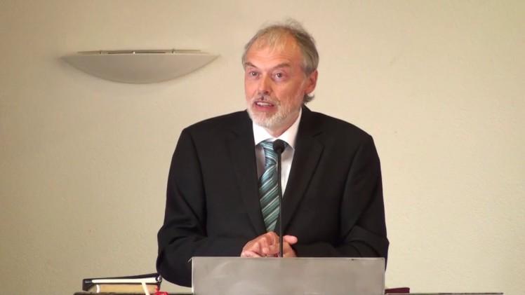 Abendmahl – Das zerrissene Kleid | Pastor Mag. Kurt Piesslinger – 02.07.2011