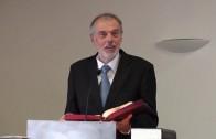 Abendmahl : Die Verherrlichung Jesu | Pastor Mag. Kurt Piesslinger – 19.12.2009