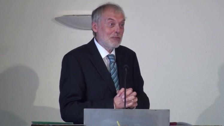 Die Abrechnung   Pastor Mag. Kurt Piesslinger – 03.03.2012