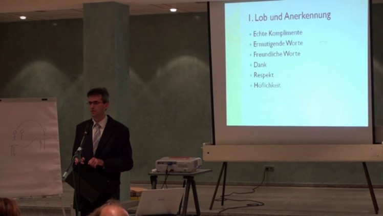 2.Mehr als Worte – Kommunikation, die gelingt – Michael Dörnbrack – 03.10.2009