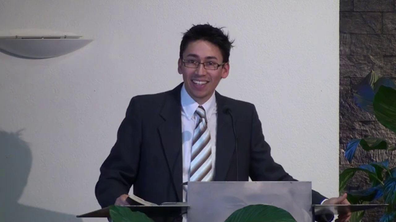 Dienst aus Liebe | Pastor Alejandro Wollenweber – 02.07.2016