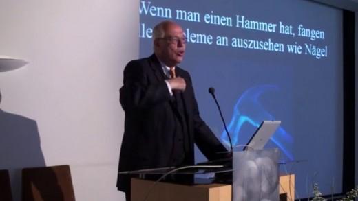 ABSCHIED VON GOTT ? : 2.Warum greift Gott nicht immer ein ? – Gerhard Padderatz – 30.05.2015