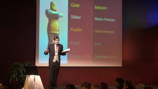 DIE FINANZKRISE UND DIE NEUE WELTORDNUNG IM LICHT DER BIBLISCHEN PROPHETIE : 1.Thema – Wenn Träume platzen – Olaf Schröer