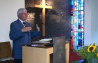 Der schmale Weg | Pastor Erich Hirschmann – 03.09.2016
