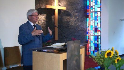 Der schmale Weg | Pastor Erich Hirschmann