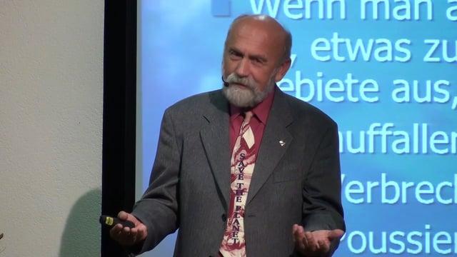 SPRECHSTUNDE MIT DEM EIGENEN ICH – 1.Wer bin ich ? – die Frage nach dem Selbstwert   Pastor Raimund Fuchs – 04.11.2016