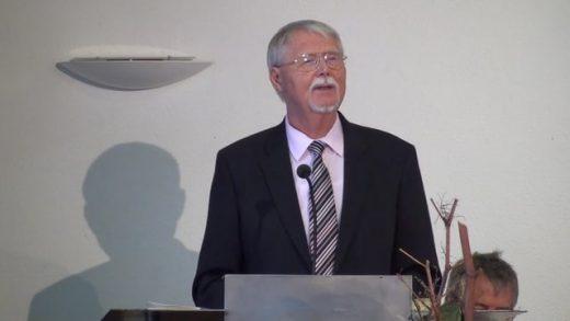 Glücklich leben – glücklich auferstehen | Pastor Horst Eichler