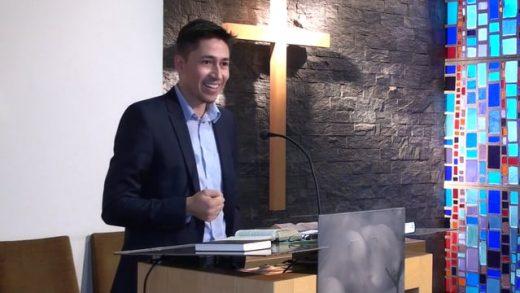 FINALE – Berufen für diese Zeit | Pastor Alejandro Wollenweber