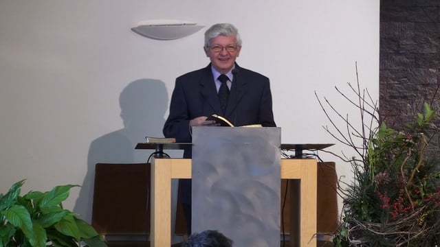 Gottes Friede | Pastor Erich Hirschmann – 17.12.2016