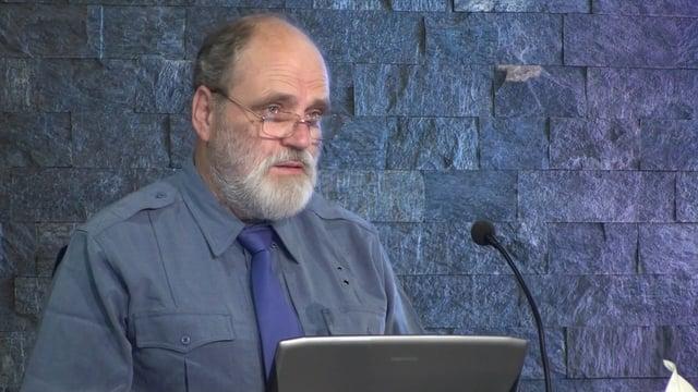 NATURWISSENSCHAFT UND GLAUBE – 1.Zuerst kam der Schöpfer – dann kam Darwin | Prof. Mag. Dr. Elmar Walch