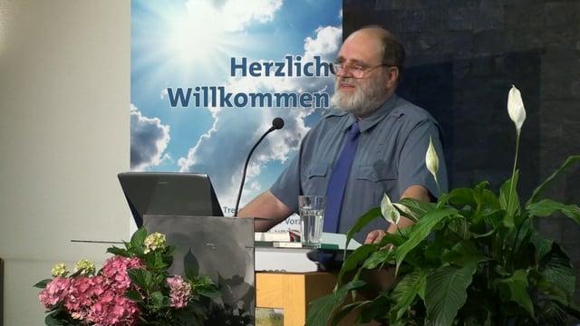 NATURWISSENSCHAFT UND GLAUBE – 3.Eine junge Erde – die Mathematik des Mose | Prof. Mag. Dr. Elmar Walch