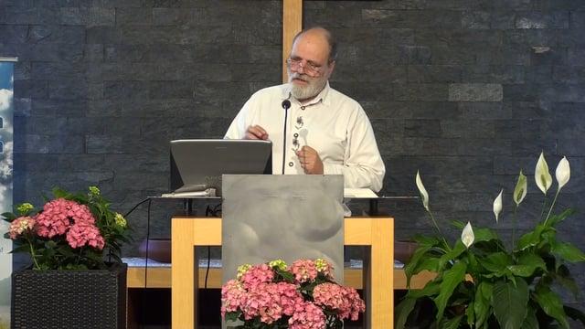 HEILSGESCHICHTE IM FOCUS – 2.Fronleichnam | Prof. Mag. Dr. Elmar Walch