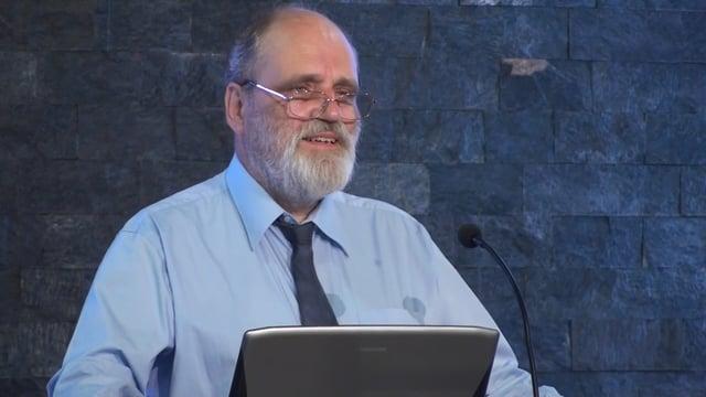 HEILSGESCHICHTE IM FOCUS – 5.Der neue Bund   Prof. Mag. Dr. Elmar Walch