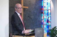 Achte darauf wie es dir geht! | Pastor Günther Maurer – 01.04.2017