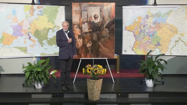 Geschichte der REFORMATION : 5.DIE 95 THESEN | Pastor Mag. Kurt Piesslinger