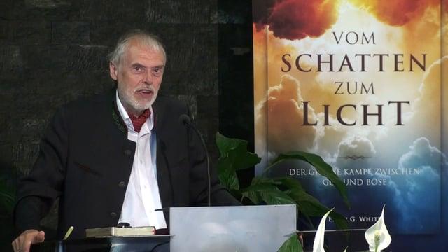Serie VOM SCHATTEN ZUM LICHT – Einführung | Pastor Mag. Kurt Piesslinger