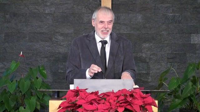 """2.1.Die Stimme in der Wüste – """"JESU WIRKEN ALS MESSIAS"""" von DAS LEBEN JESU   Pastor Mag. Kurt Piesslinger"""