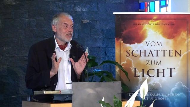 """2.1.Luthers Trennung von Rom – """"DIE REFORMATION VERÄNDERT DIE WELT""""   VOM SCHATTEN ZUM LICHT mit Pastor Mag. Kurt Piesslinger"""