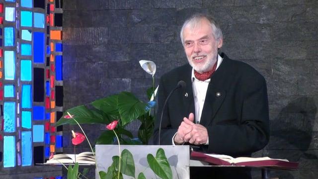 """3.9.Wer ist der Größte – """"LICHT UND SCHATTEN"""" von DAS LEBEN JESU   Pastor Mag. Kurt Piesslinger"""