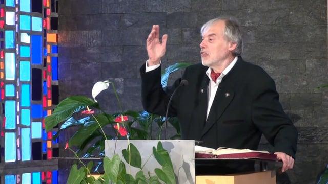 """4.3.Das Fest im Hause Simons – """"DIE VERWERFUNG UND KREUZIGUNG DES MESSIAS"""" von DAS LEBEN JESU   Pastor Mag. Kurt Piesslinger"""