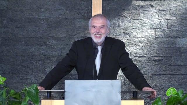 """4.3.Segen und Fluch – """"DIE EINNAHME KANAANS"""" von PATRIARCHEN UND PROPHETEN   Pastor Mag. Kurt Piesslinger"""