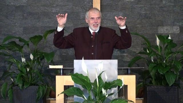 "5.3.Der Feuerofen – ""DER PROPHET DANIEL"" von PROPHETEN UND KÖNIGE | Pastor Mag. Kurt Piesslinger"