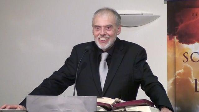 """5.6.Der Spiritismus – """"DAS GEHEIMNIS DES BÖSEN""""   VOM SCHATTEN ZUM LICHT mit Pastor Mag. Kurt Piesslinger"""