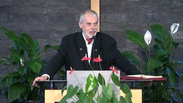 """5.7.""""Gehet hin und lehret alle Völker!"""" – """"JESUS CHRISTUS LEBT FÜR IMMER"""" von DAS LEBEN JESU   Pastor Mag. Kurt Piesslinger"""